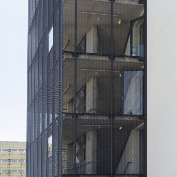 Stiegenhaus Verkleidung